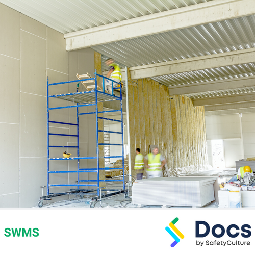Heights (Mobile Scaffold) SWMS | Safe Work Method Statement