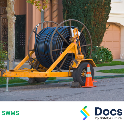 Cable Transport SWMS | Safe Work Method Statement