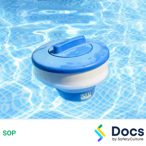 Chlorine Dispenser SOP   Standard Operating Procedure