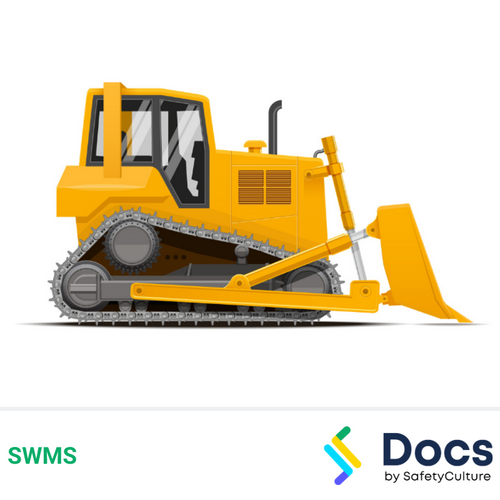 Dozer Operation SWMS | Safe Work Method Statement