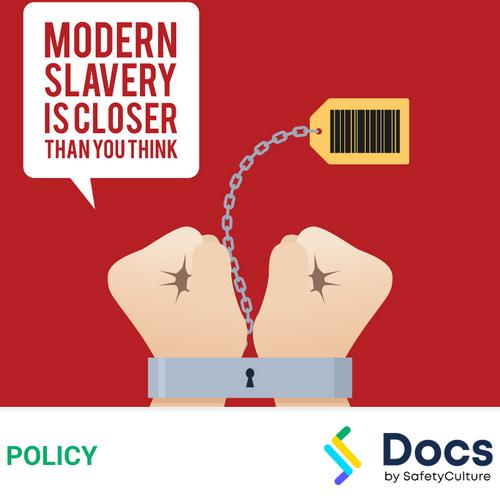 Modern Slavery Policy