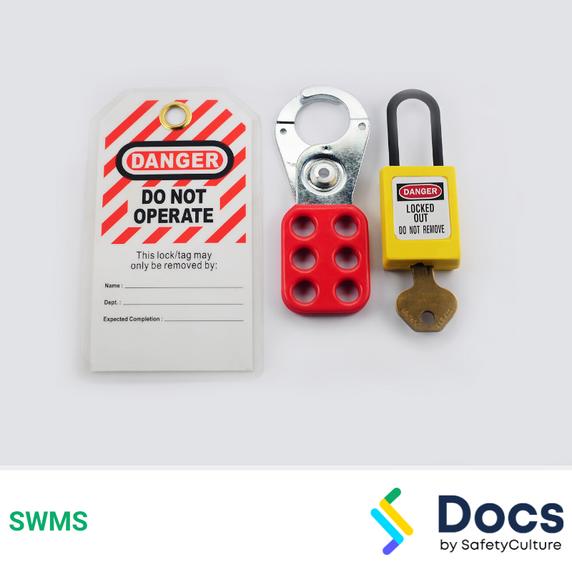 Test & Tag (RCD) SWMS | Safe Work Method Statement
