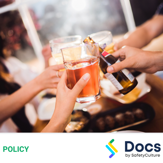 Drug & Alcohol Policy