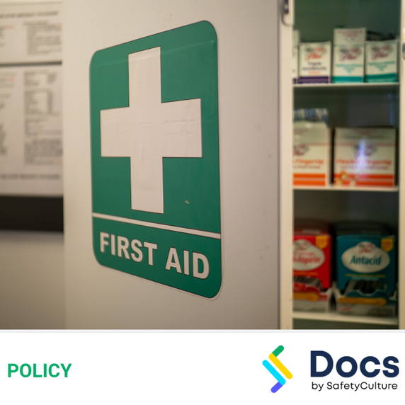 First Aid Policy