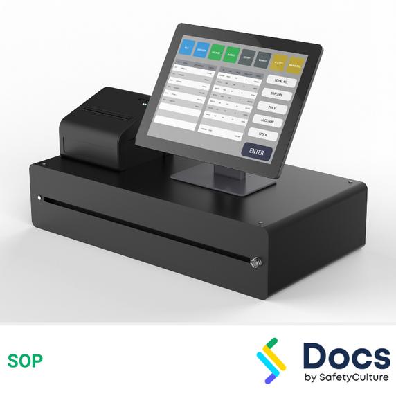 Point of Sale (POS) Terminal Installation SOP   Standard Operating Procedure