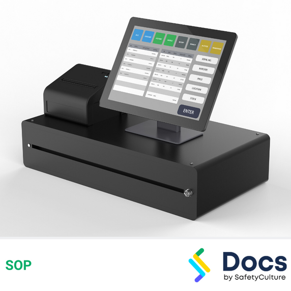 Point of Sale (POS) Terminal Installation SOP | Standard Operating Procedure