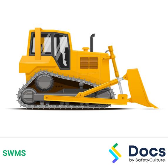 Dozer Operation SWMS | Safe Work Method Statement