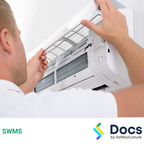 Air Conditioning (Existing Premises) SWMS | Safe Work Method Statement