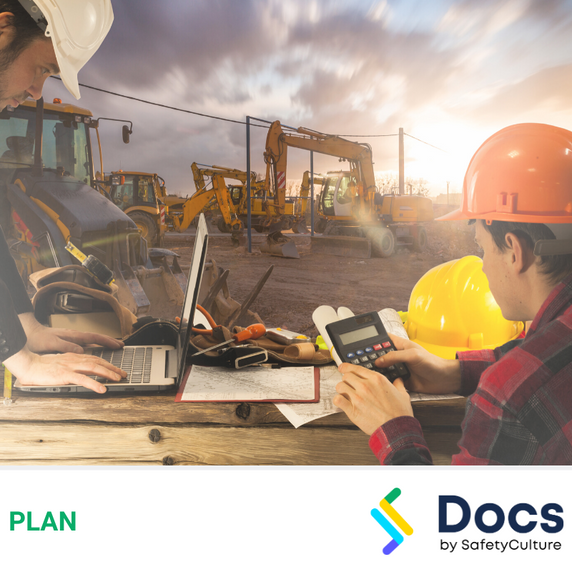 Health, Safety, Environmental & Quality Site Management Plan