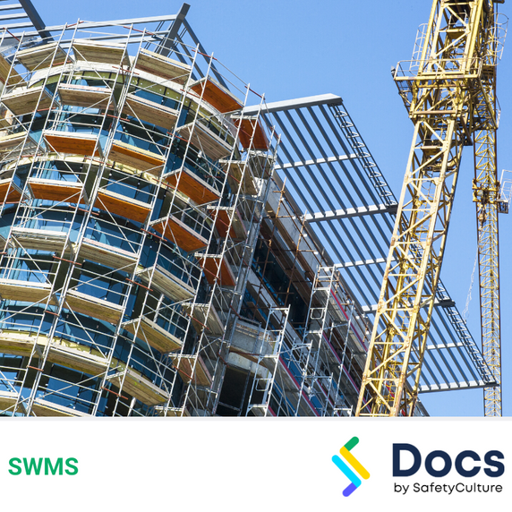 Structural Glazing (From Scaffolding) SWMS | Safe Work Method Statement