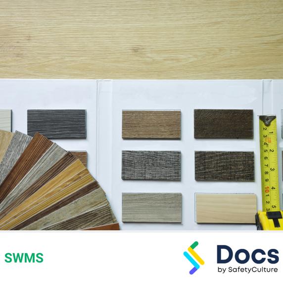 Floor Coverings SWMS | Safe Work Method Statement