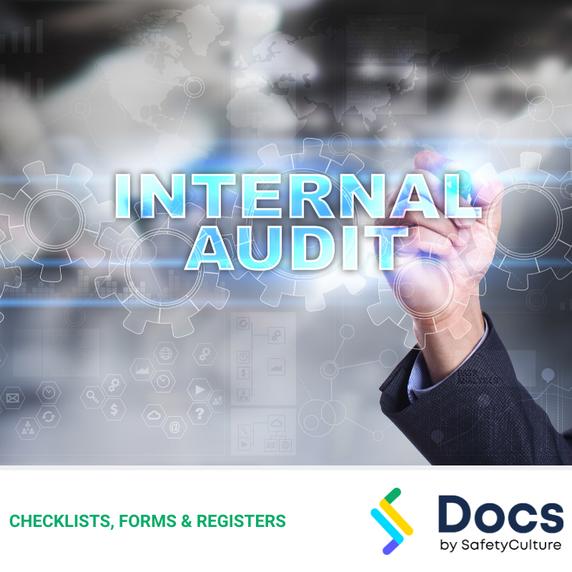 AS/NZS 4801:2001 Internal Audit Checklist