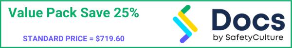 Culvert Installation SWMS Pack - SAVE 25%