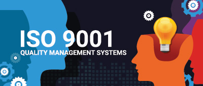 Cogs and gears of an ISO 9001 Quality Management System