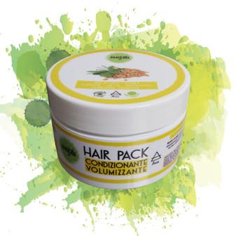 HAIR PACK CONDIZIONANTE E VOLUMIZZANTE - Volumen spendende Haarmaske