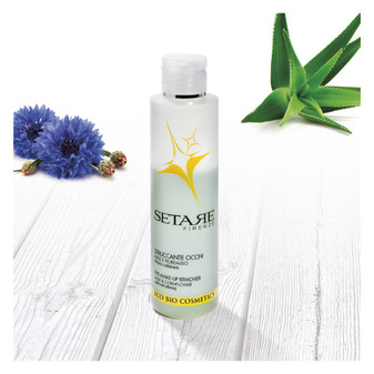 Eye Make-up Remover Aloe & Cornflower