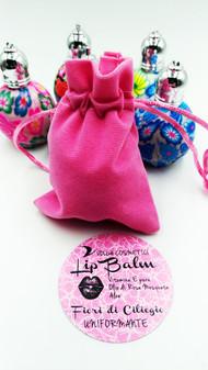 Bio Lippenpflegestift - Lip Balm - Fiori di Ciliegio