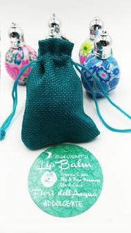 Bio Lippenpflegestift - Lip Balm - Fiori dell'acqua