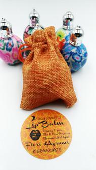 Bio Lippenpflegestift - Lip Balm - Fiori di Agrumi