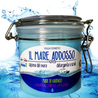 Il Mare Addosso – Il Mare di Vaadhoo - 2in1 Duschgel&Körperpeeling