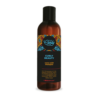 Curly Beauty - Shampoo ohne Sulfate