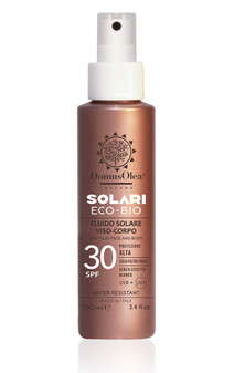 Fluido solare viso corpo SPF 30 - Sonnenfluid Gesicht+Körper SPF 30