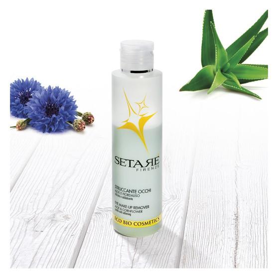 Eye Make-up Remover Aloe & Cornflower