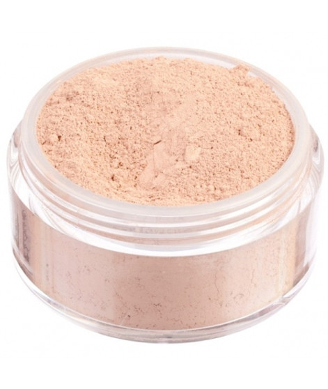 High Coverage Mineral Foundation Light Rose