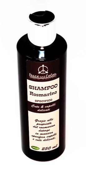 Shampoo Rosmarino - Rosmarinshampoo