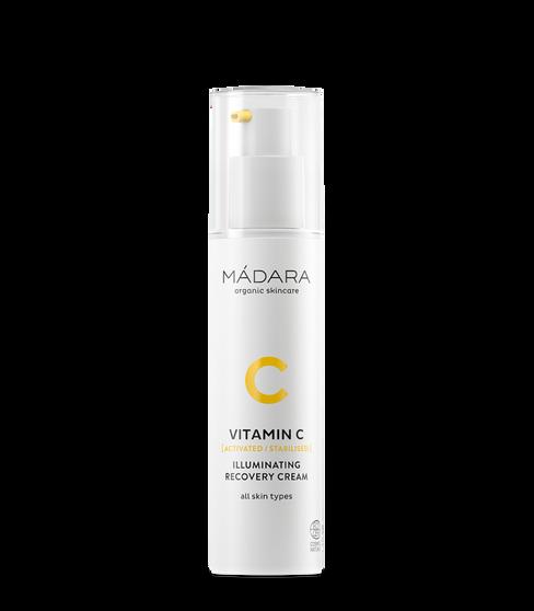 Vitamin C Regenerationscreme für strahlende Haut