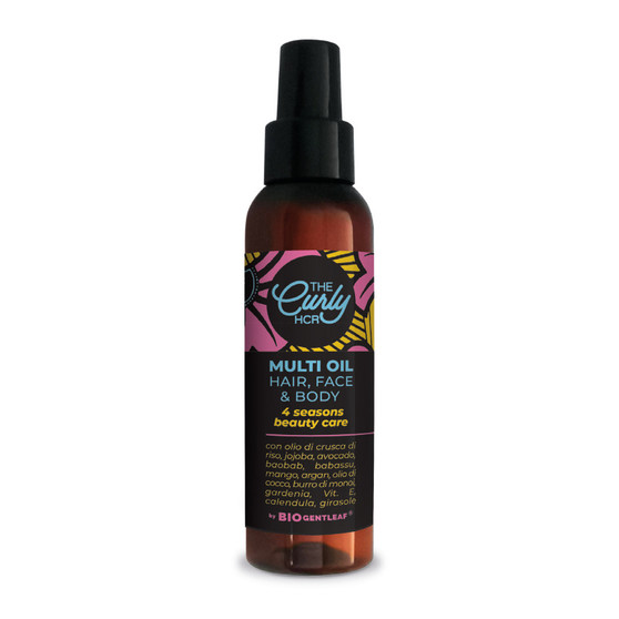 Multi Oil - Hair, Face & Body - 4 seasons beauty care