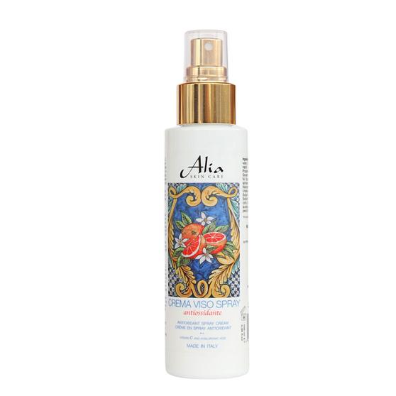 Crema Viso Spray Antiossidante - erfrischende, ultraleichte Tagescreme