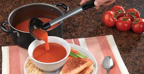 Non-Scratch Soup Ladle