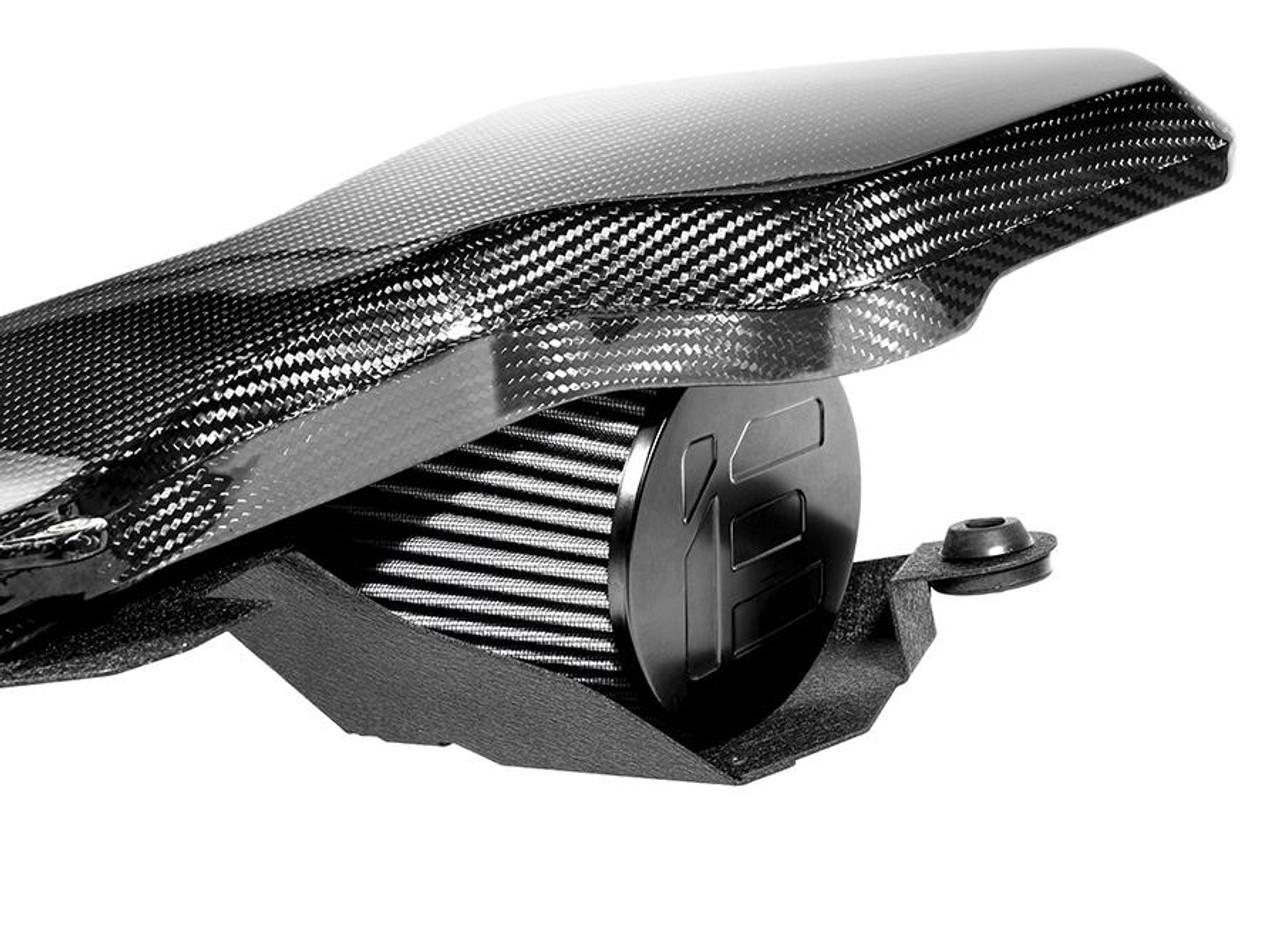 *Shown with optional carbon fiber lid*