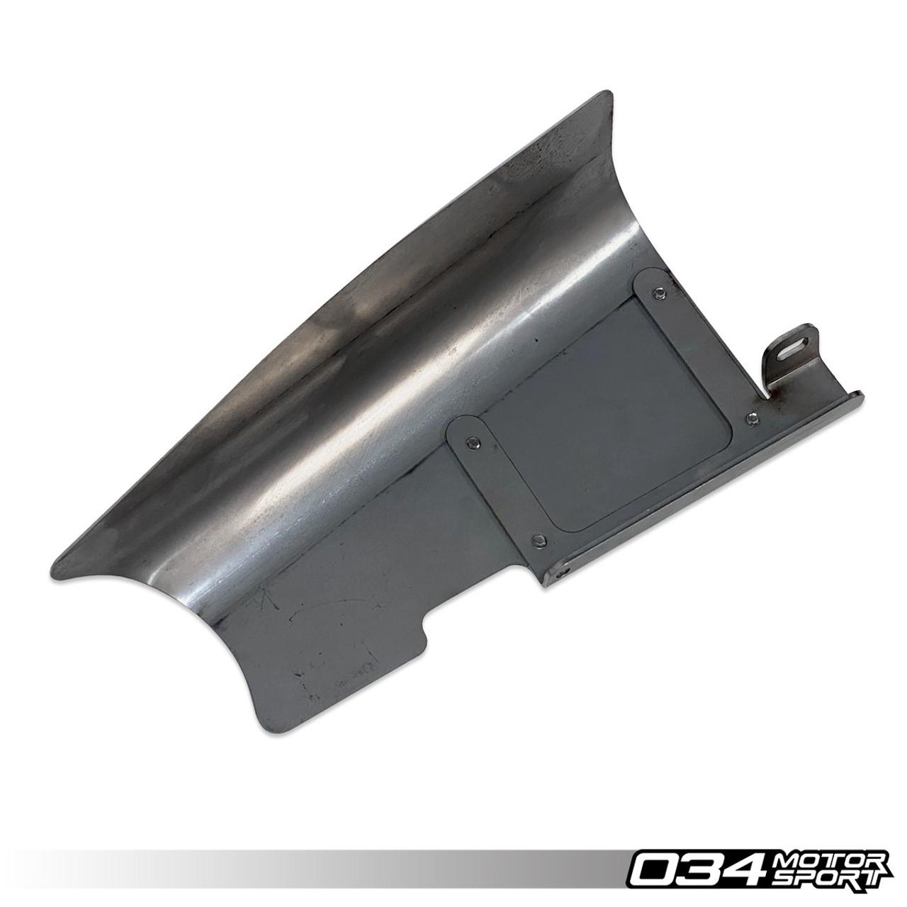 """034Motorsport X34 4"""" Carbon Fiber Open Top Intake Bundle for 8V RS3 & 8S TTRS"""