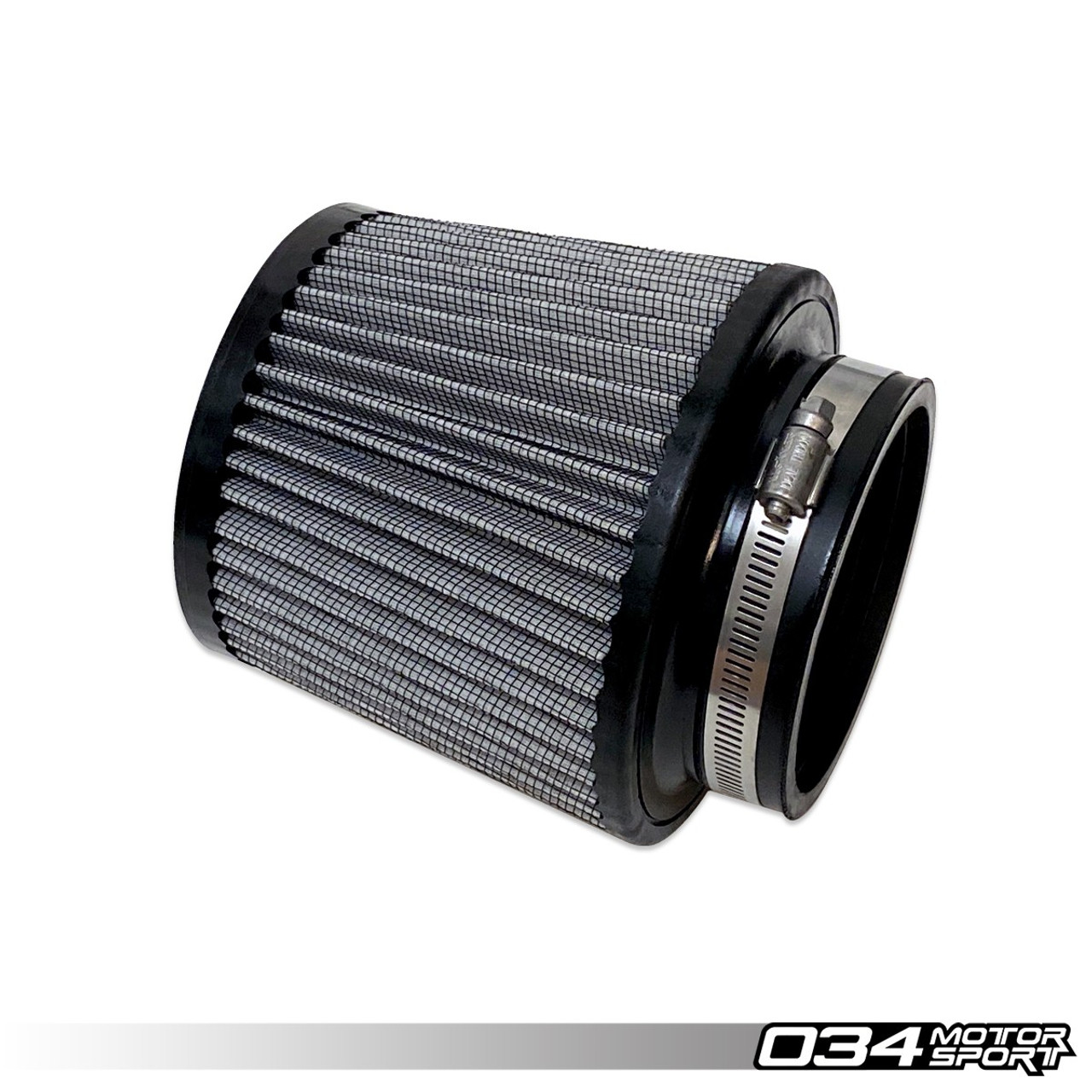 """034Motorsport X34 4"""" Carbon Fiber Closed Top Intake Bundle for 8V RS3 & 8S TTRS"""