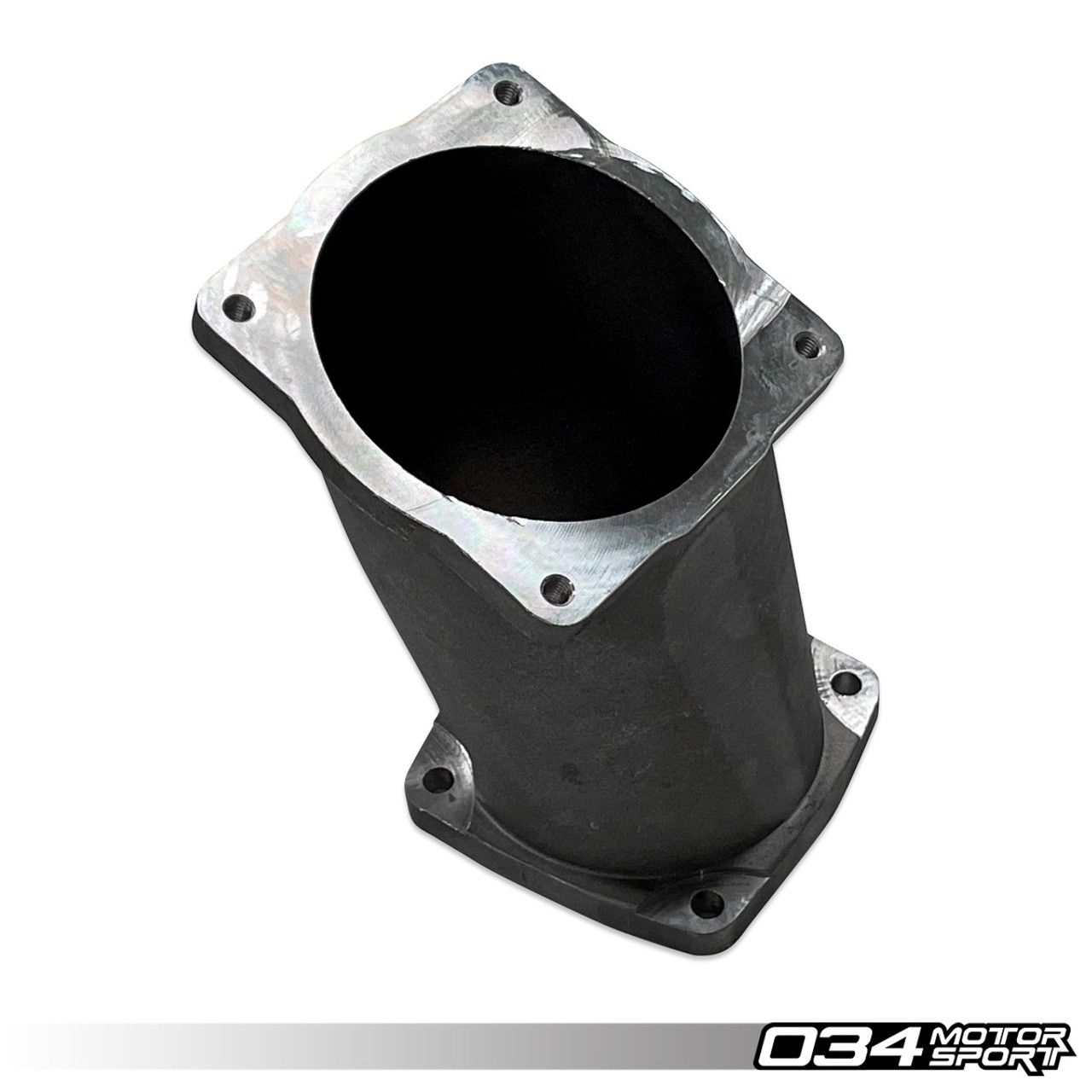 034Motorsport SüperDüper Charger Throttle Body Adapter for B8 3.0T