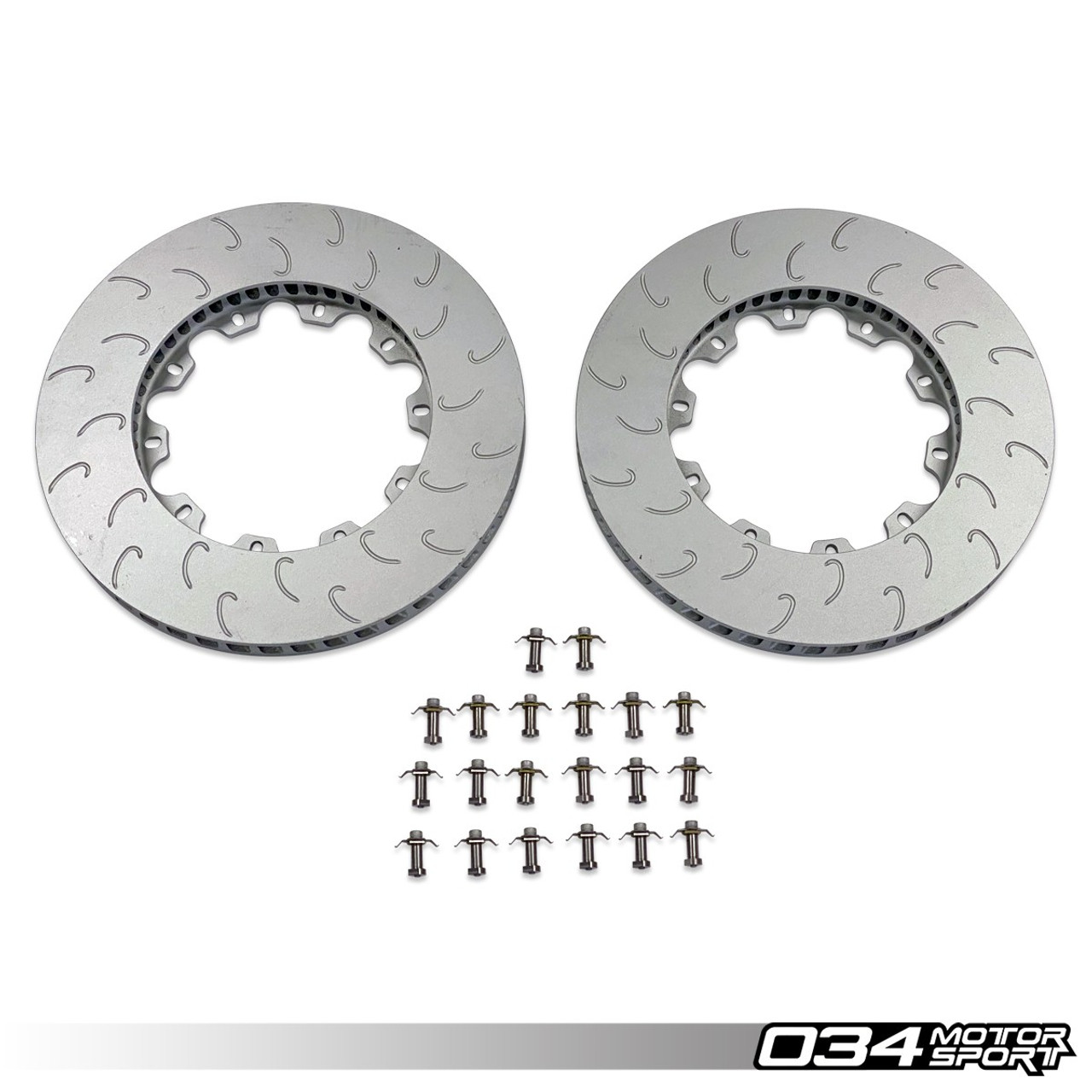 034Motorsport Replacement Rotor Ring Set for MQB 340x30