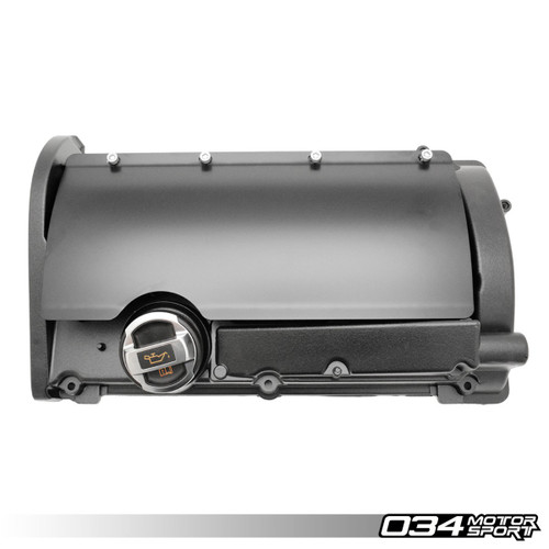 034Motorsport Stainless Steel Coil Cover for B5/B6 1.8T