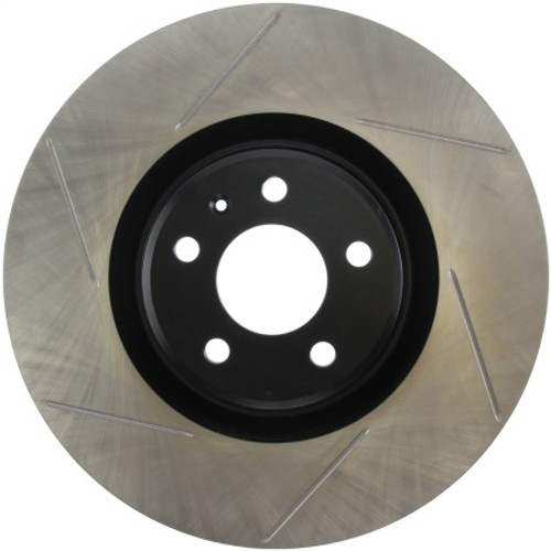 Stoptech Slotted Sport Front Brake Rotors 356x34 (Pair)