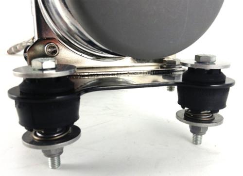 Air Lift Performance Compressor Isolator Kit