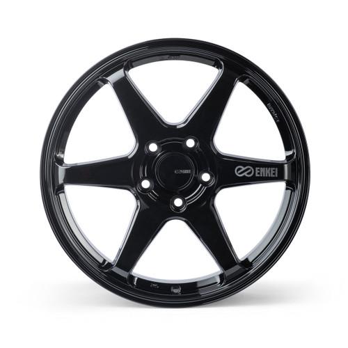 Enkei T6R 5x112 - Gloss Black