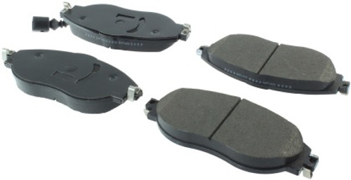Stoptech Street Front Brake Pads (fits 340mm rotors)