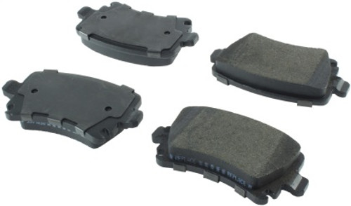 Stoptech Street Rear Brake Pads (Performance Package)