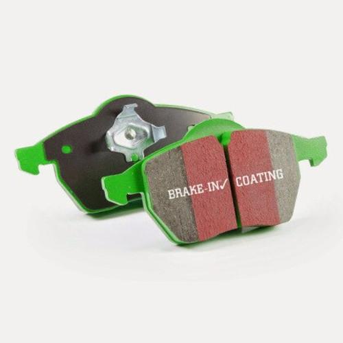EBC Greenstuff Front Brake Pads (fits 312mm & 288mm rotors)