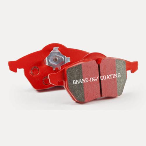 EBC Redstuff Front Brake Pads (fits 312mm & 288mm rotors)