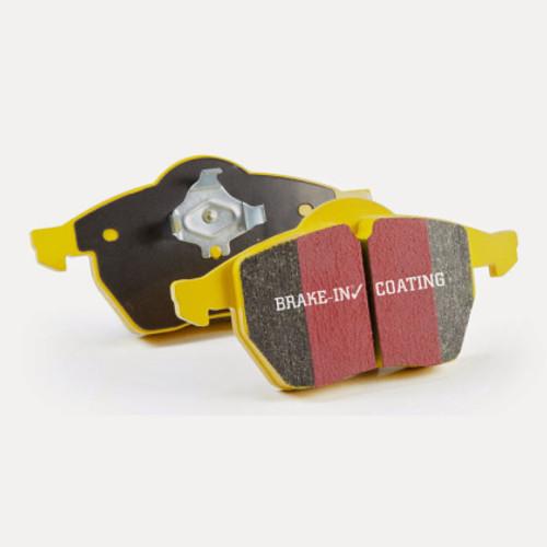 EBC Yellowstuff Front Brake Pads (fits 312mm & 288mm rotors)