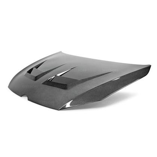 Seibon Carbon Fiber DV Style Hood for MK7 & MK7.5