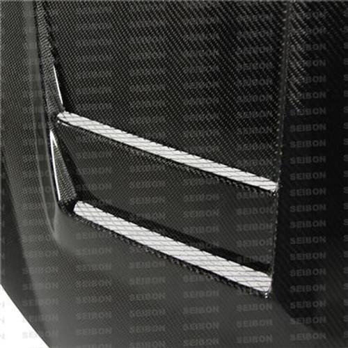 Seibon DV Style Carbon Fiber Hood for MK6 Golf & GTI