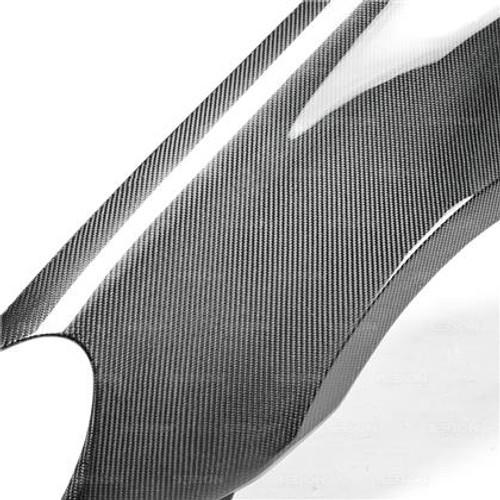Seibon Wide Carbon Fiber Front Fenders (Pair) for MK6 Golf & GTI